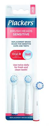 Brush Head Sensitive 2 stk