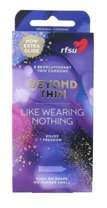 Beyond Thin - True Feeling kondom 8stk