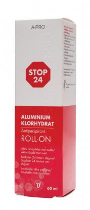 Stop 24 Roll-On 60ml