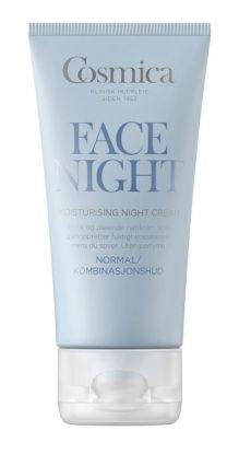 Face Moisturising Night Cream 50ml