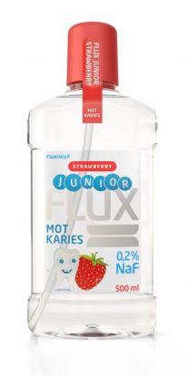 Fluorskyll 0,2% Jordbær Junior 500ml