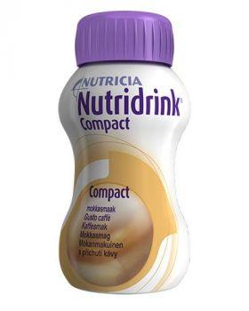 Nutridrink Compact Kaffe 4x125ml