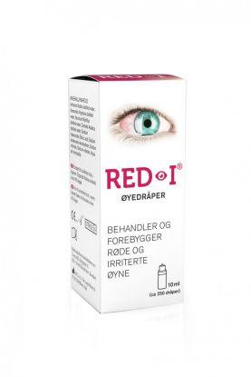 Red-I Øyedråper 10ml
