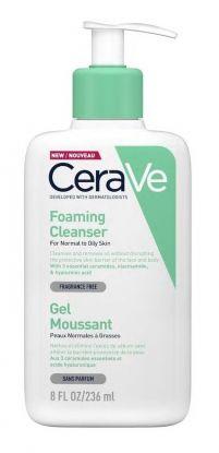 Foaming cleanser 236ml