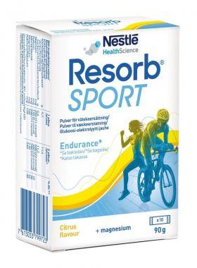 Resorb Sport Sitron 10stk