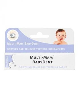 Multi-Mam BabyDent gel 15ml