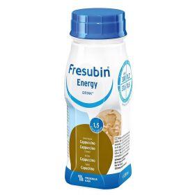 Fresubin Energy Drink Cappuccino 4x200ml