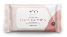 Intimate Care Cleansing wipes 10stk