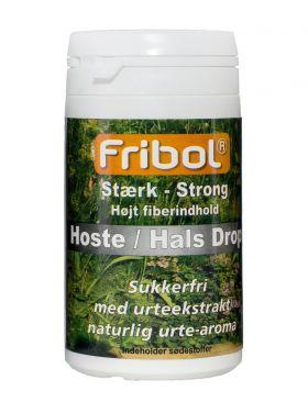Sukkerfrie Hoste/Hals Drops Sterk 60g