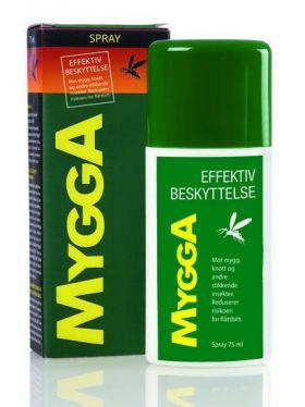 Spray Myggmiddel 75ml
