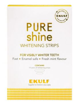 Pure Shine Whitening Strips