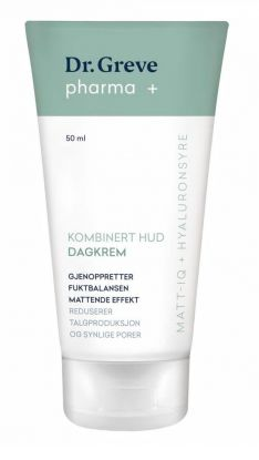 Dagkrem Normal & Kombinert Hud 50ml