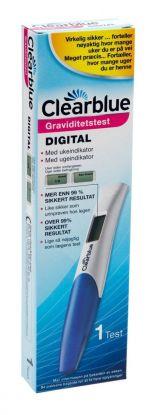 Clearblue Graviditetstest ukeindikator