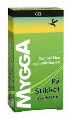 Mygga På Stikket Gel 50ml