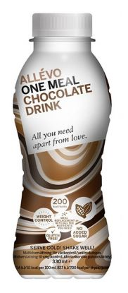 Allévo One Meal Chocolate Drink 330ml