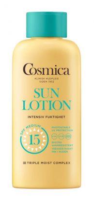 Cosmica Sun Lotion SPF15 200ml