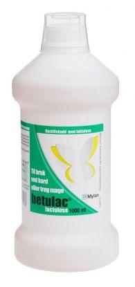 Laktulose mikstur 667 mg/ml 1000ml