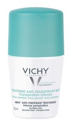 Vichy Antiperspirant Roll-On Parfymert 50ml