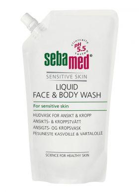 Liquid Face & Body Wash Refill 1000ml