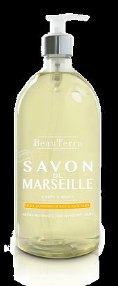 Marseille Soap Sweet Almond Oil 300ml
