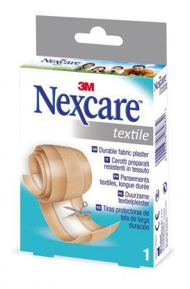Nexcare Tekstil Robust klippeplaster
