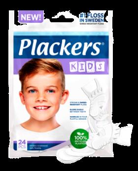 Kids tanntrådbøyler med tannstikke 24stk