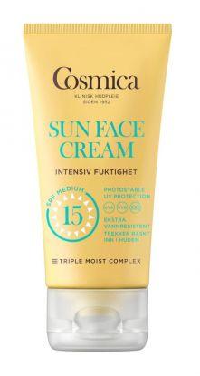 Cosmica Sun Face Cream SPF15 50ml