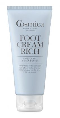 Foot Cream Rich med parfyme 100ml