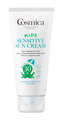 Cosmica Kids Sensitive Sun Cream SPF30 100ml