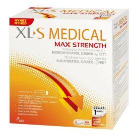 XL-S Medical Max Strength Tabletter 120stk