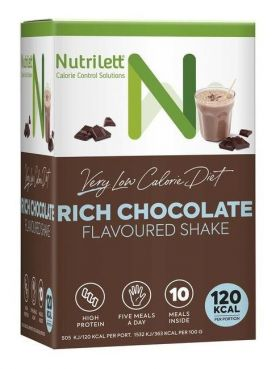 Nutrilett sjokolade shake 10 x 33 g