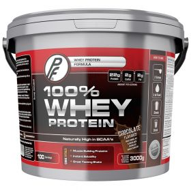 100 % Whey Protein, Chocolate 3000g