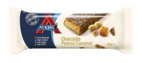 Atkins Advantage Chocolate Peanut Caramel Bar 60g
