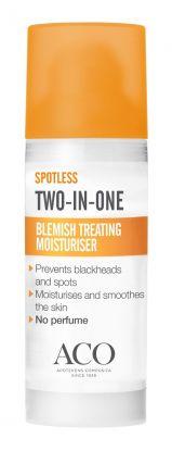 Spotless Blemish Treating Moisturiser 50ml
