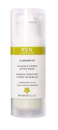 REN Clarimatte Invisible Pore Detox Mask 50ml
