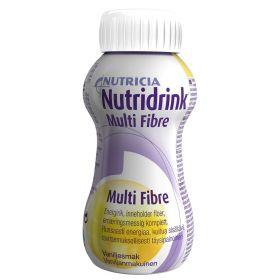 Nutridrink Multi Fibre Vanilje 200ml