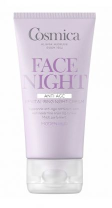 Face Anti-Age Revitalising Night cream 50ml