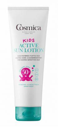 Cosmica Kids Active Sun Lotion SPF50+ 250ml