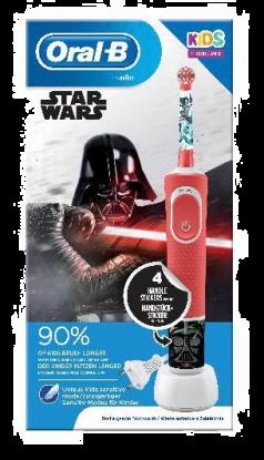 Kids Star Wars elektrisk tannbørste 1stk