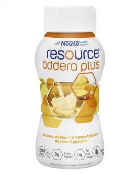 Resource Addera Plus Ananas & Appelsin 200ml