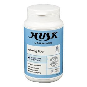 Naturlig fiber med melkesyrebakterier pulver 200g