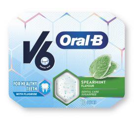Oral-B Spearmint Tyggegummi 10stk