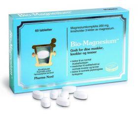 Bio-Magnesium Tabletter 60stk