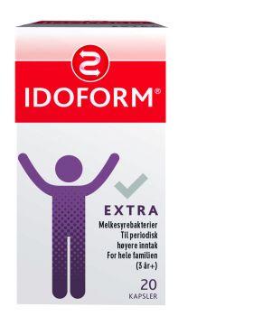 Idoform Extra kapsler 20stk