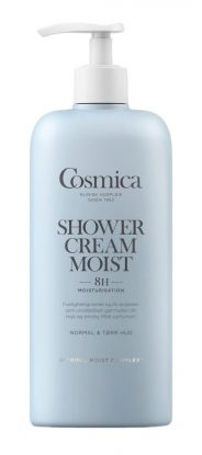 Shower Cream Moist Med Parfyme 400ml