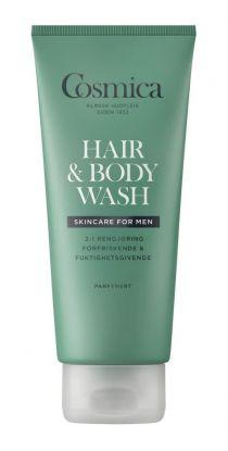 Hair & Body Wash For Men 200ml