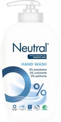 Hand Wash 0% Perfume 250ml