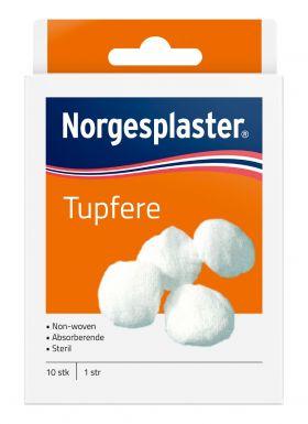 Sterile Tupfere 10stk