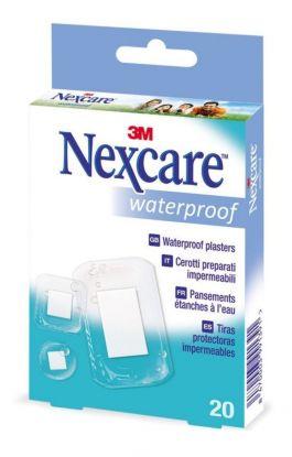 Nexcare Vannfast Plaster 20stk
