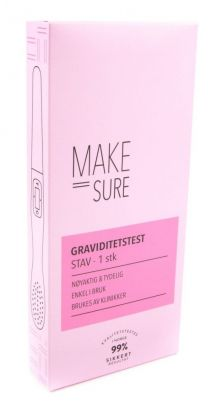 Make Sure Graviditetstest Stav